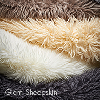 Glam Sheepskin
