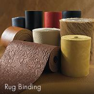 Rug Binding