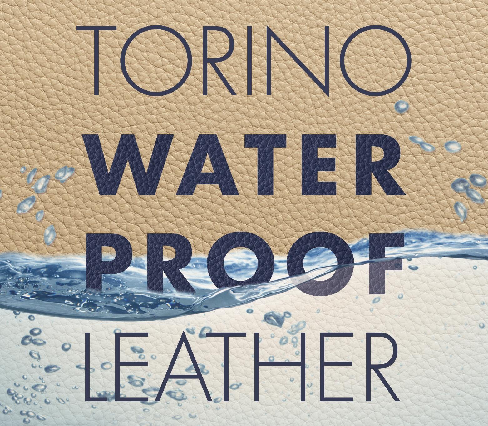Torino Waterproof Leather