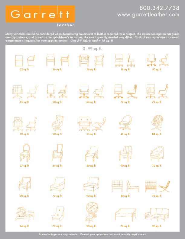 Chair Chart