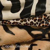 Capelli Stenciled