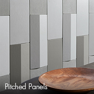 Pitched Panels