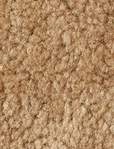 Sheepskin Taupe Curly 165x214