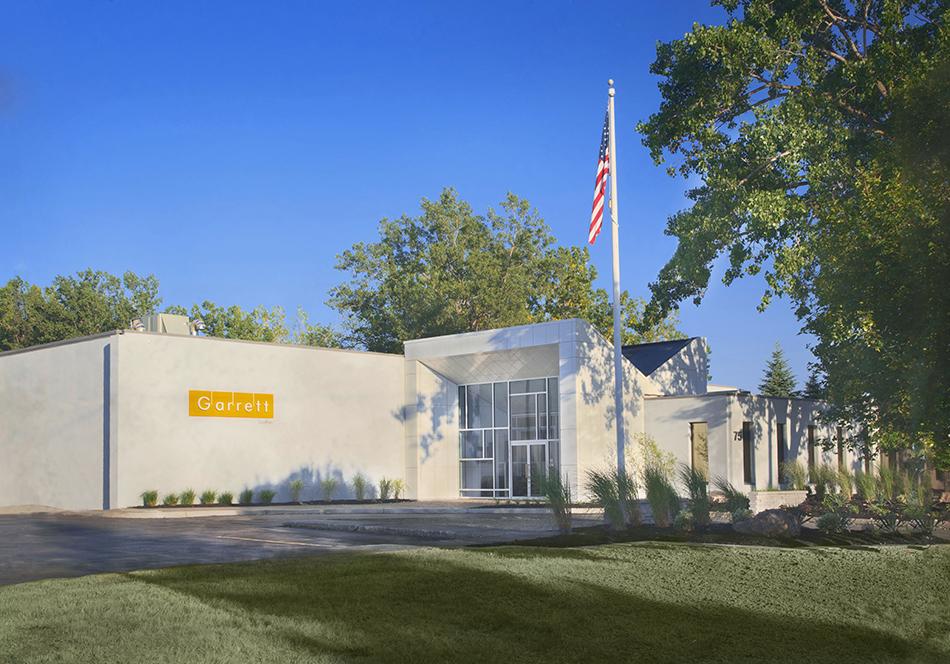 Garrett Leather Corporate Headquarters