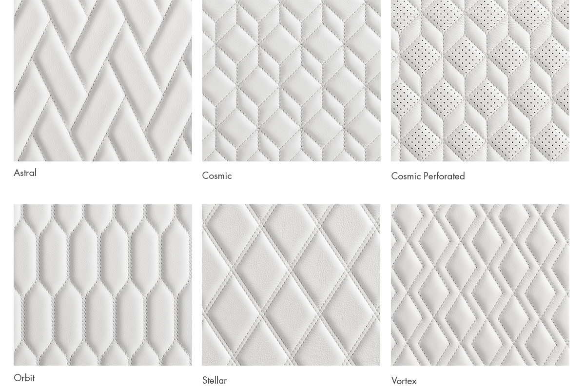 Quilted Patterns
